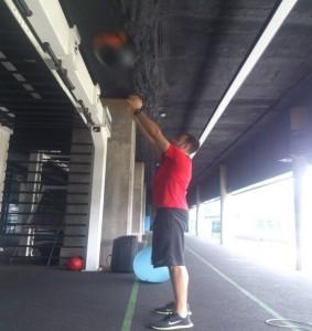 Wall Ball 02