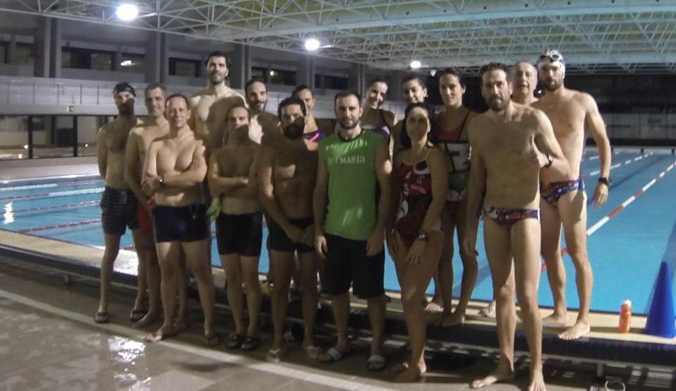 Equipo Aquatraining Termaria