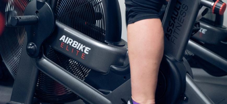 Assault Air Bike Termaria
